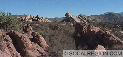 Photo of Vasquez Rocks