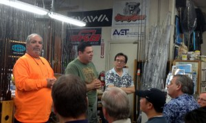 Surf Fishing Seminar At Sav On Tackle