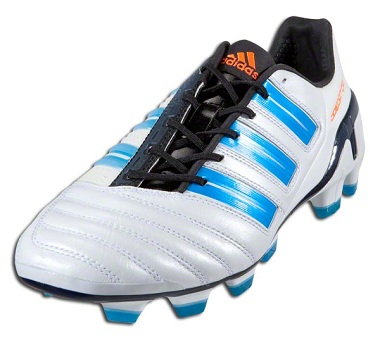Adidas adiPower White Sharp Blue