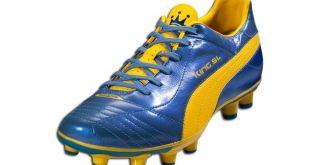 Puma Blue Gold