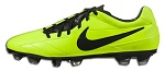 Citron Yellow Nike T90 Laser IV