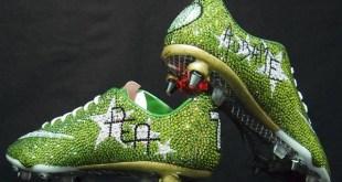 Crystal Encrusted Nike Vapor VIII