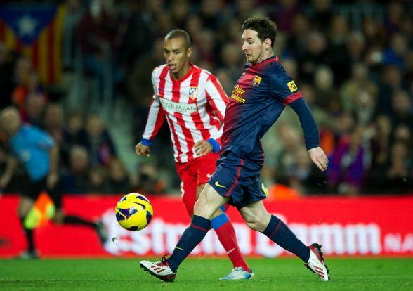Messi new F50