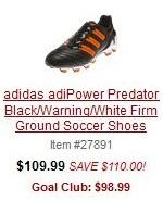 Soccer Sale 2012 #2