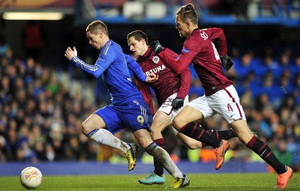 Torres in Predator LZ