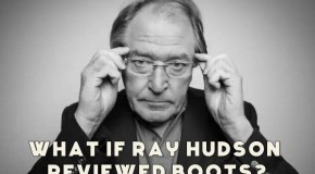 If Ray Hudson Reviewed Boots – Messi F50 adiZero Edition
