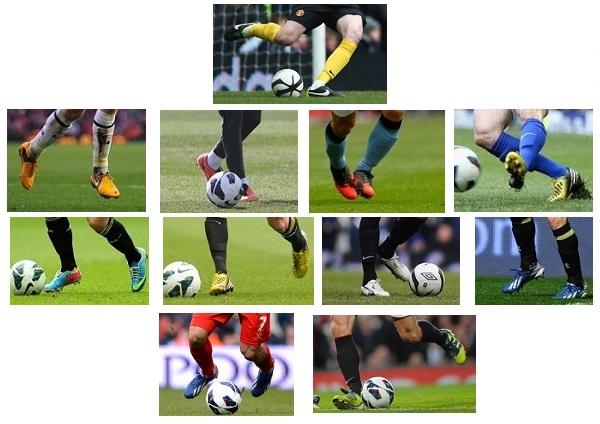 PFA Team Boots