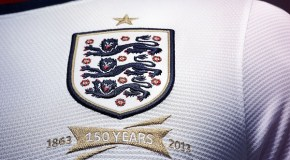 Nike Unveil First Home England Jersey