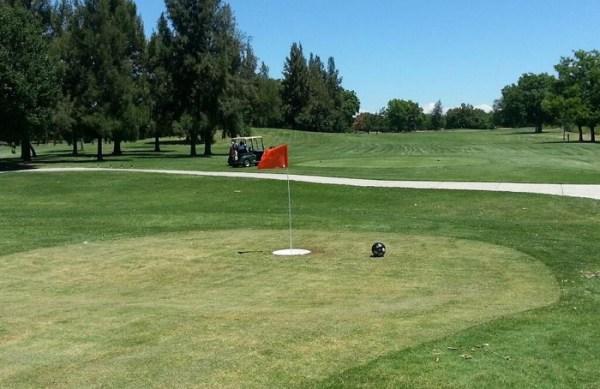 Haggin Oaks Course