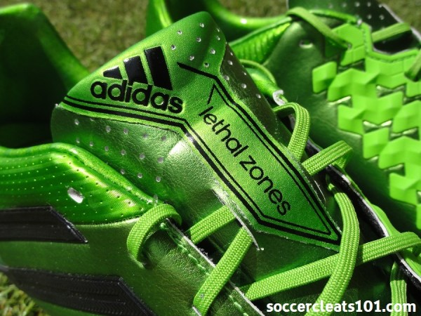 Lethal Zones Tongue
