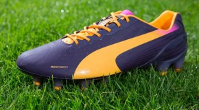 Puma evoSPEED 1.2 – Purple/Orange Make Debut