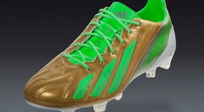 "Limited Edition Adidas F50 adiZero ""Cascadia Cup"" Released"
