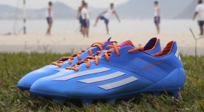 What is New About the Adidas F50 adiZero Samba?