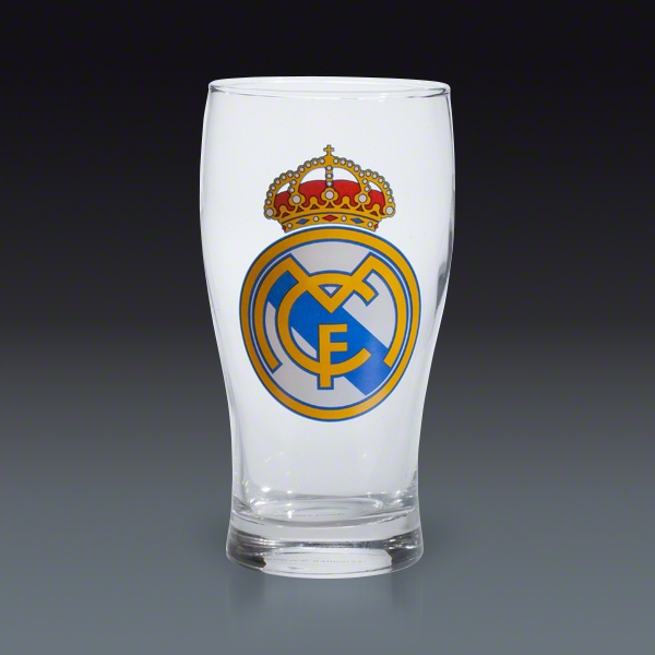 real madrid glass