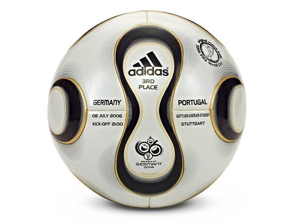 2006 +Teamgeist ball