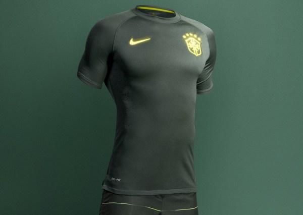 Brazil Soccer Kit 3rd