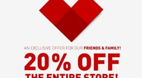 WorldSoccerShop Friends & Family Sale – Take 20% Off!