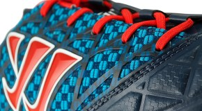 Warrior Gambler Released in Fresh Blue/Red Colorway
