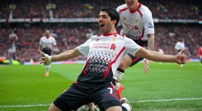 Suarez debuts the Adidas Primeknit in win over Manchester United