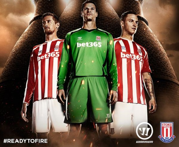 warrior stoke city home