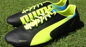 Puma evoSPEED 2.2 – Boot Review