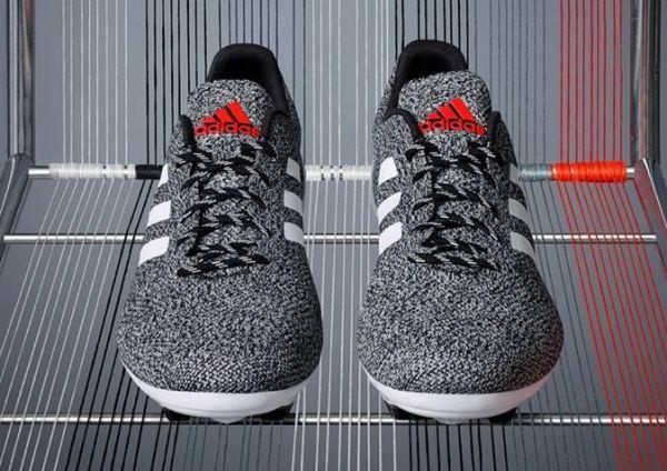 Adidas Primeknit Front View