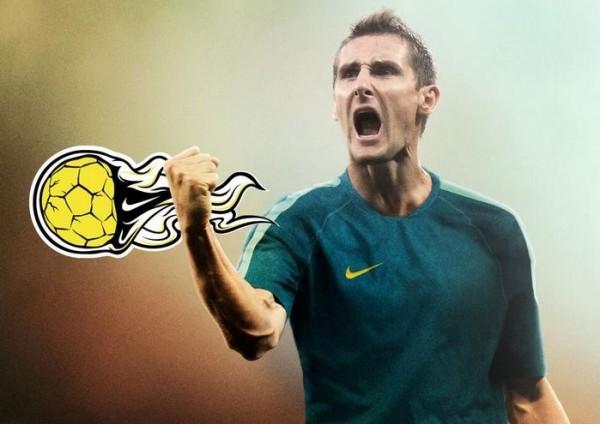 Klose Nike Risk Everything