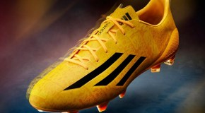Lionel Messi Gets New Signature Pair of adiZero F50