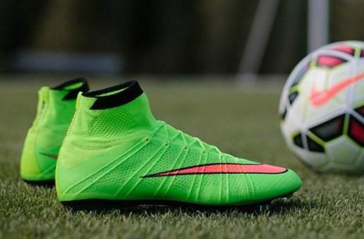 Meet Ronaldo's New Mercurial Superfly Green SE