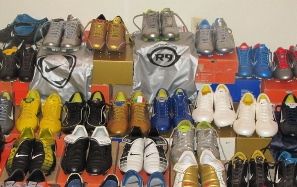 Collection of Nike Boots
