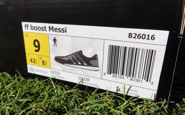 Freefootball Messi Box