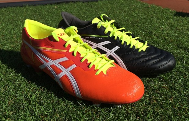 Asics DS Light Synthetic vs Leather