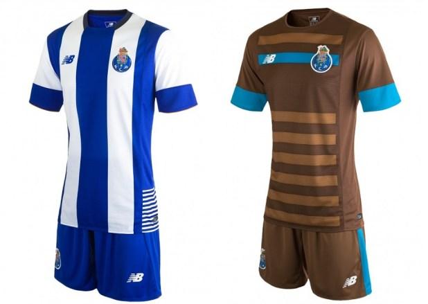 FC Porto 2015 Kits