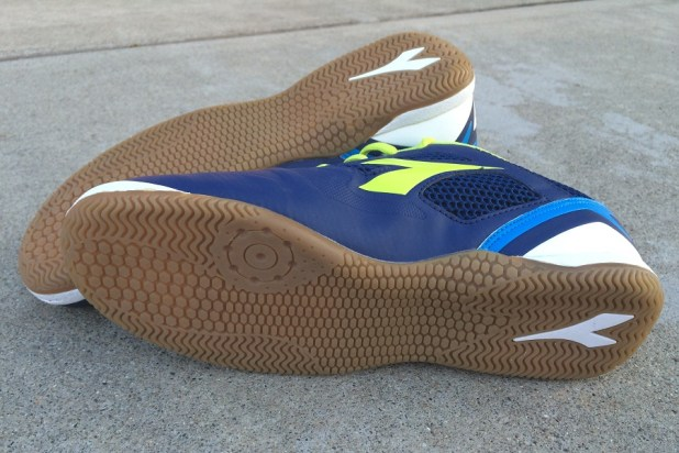 Diadora Quinto 5 Soleplate and Traction