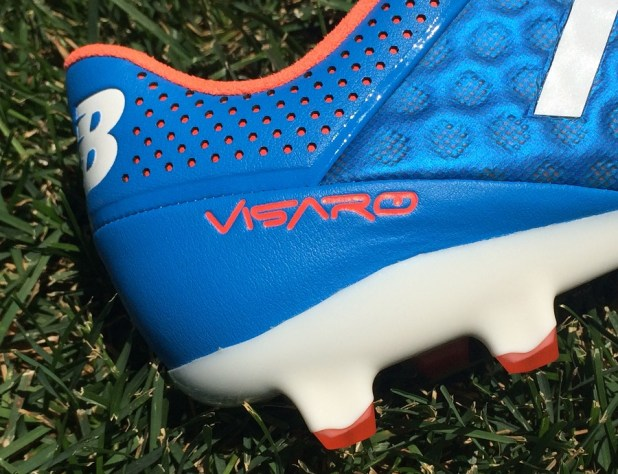 NB Visaro Heel Design
