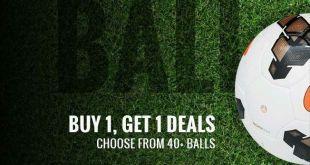 Soccer Ball Buy 1 Get 1 Free