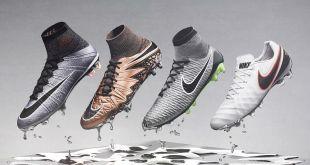 Nike Liquid Chrome Pack