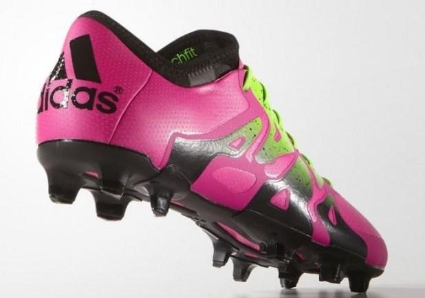 X15 Shock Pink Heel