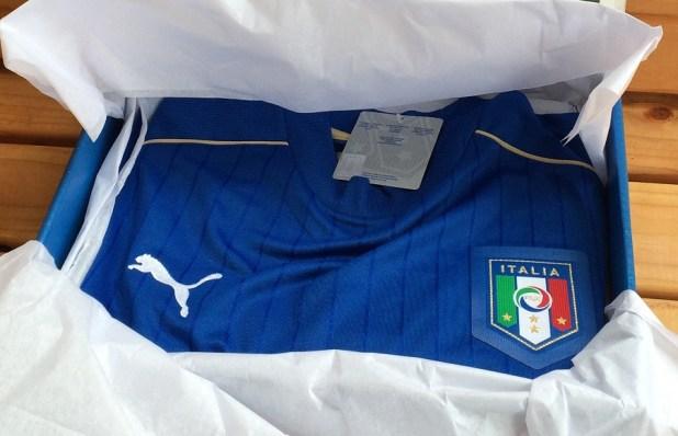2016 Italy Jersey