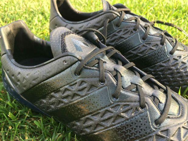Adidas Ace16 Black Tongue