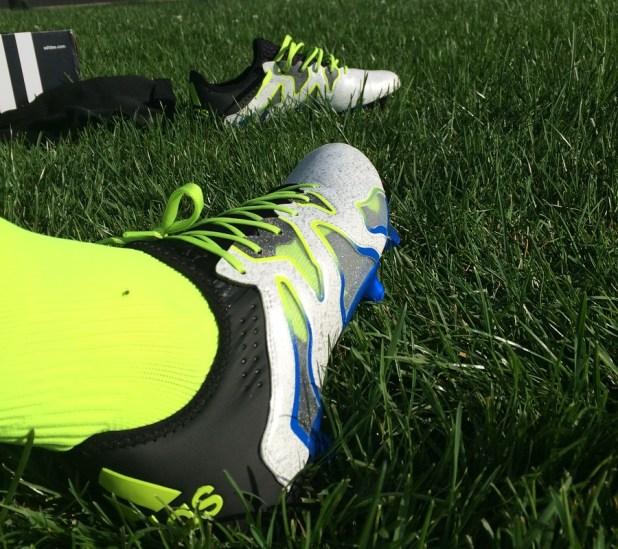 adidas X15+ SL Side Profile