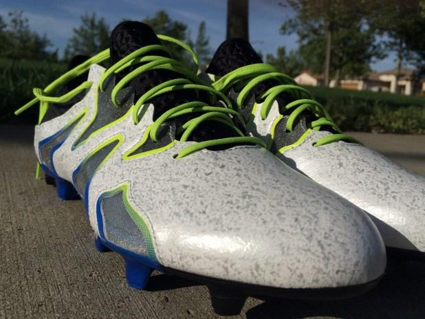 adidas X15+ SL Upper