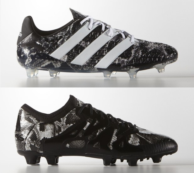 Adidas Deadly Focus X and Ace