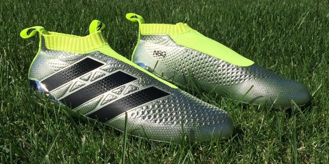 Up Close – adidas Ace16+ PURECONTROL, Mercury Pack