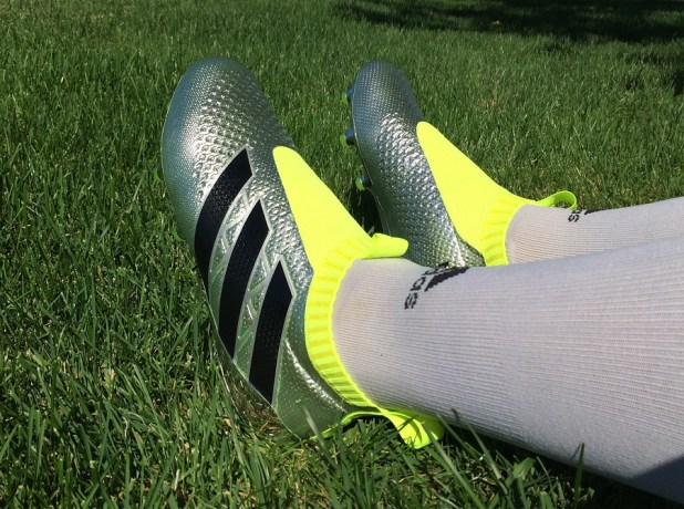 Adidas Ace 16+ Purecontrol On Foot