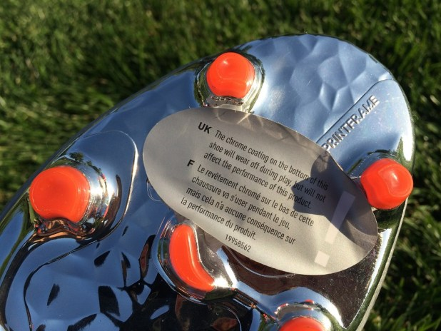 Purechaos Soleplate Warning