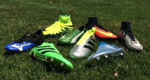 Top Tier Soccer Boots