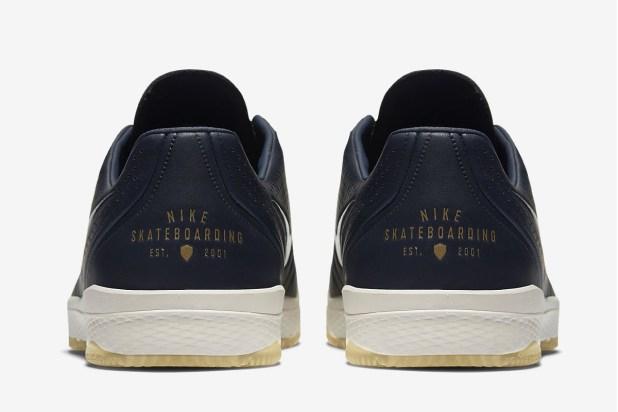 Nike SB Paul Rodriguez 9 Elite SBxFB Heel