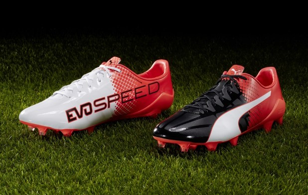 evoSPEED SL-S II White Red Black