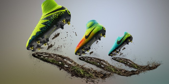 nike traction revolution